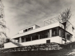 Fachada al jardín (1931)