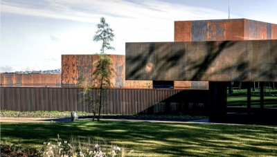 Museo Soulages. Rodez