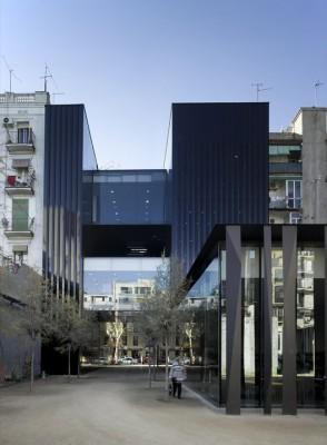 Biblioteca Sant Antoni – Joan Oliver